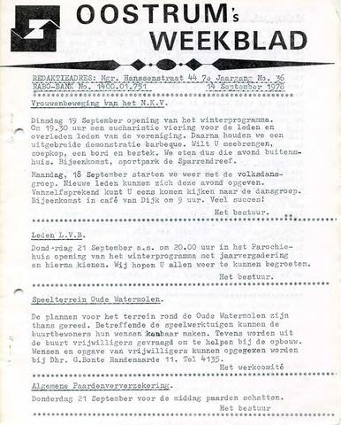 Oostrum's Weekblad 1978-09-14