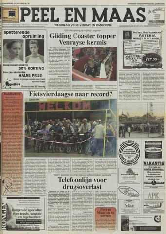 Peel en Maas 2000-07-27