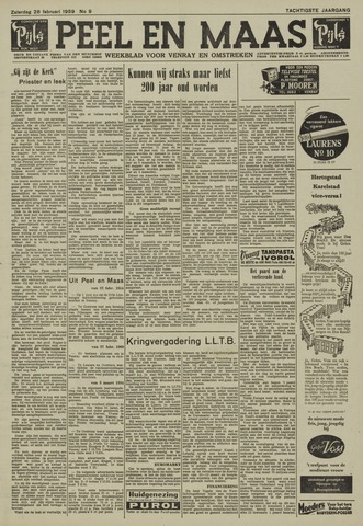 Peel en Maas 1959-02-28