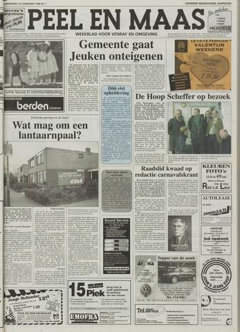 Peel en Maas 1998-02-12