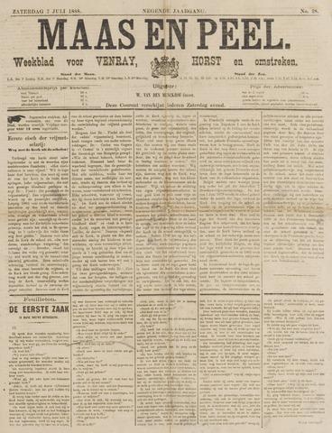 Peel en Maas 1888-07-07