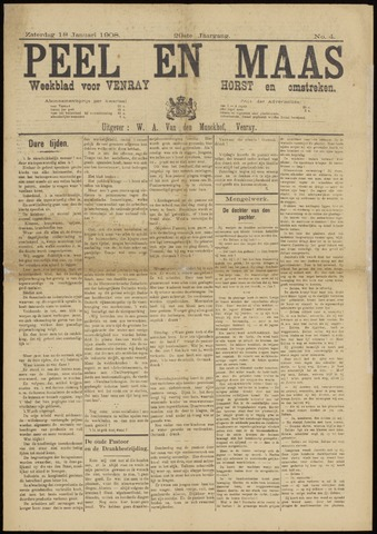 Peel en Maas 1908-01-18