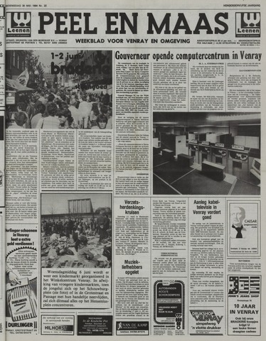 Peel en Maas 1984-05-30