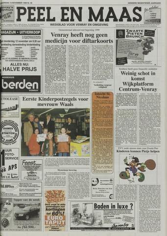 Peel en Maas 1998-11-12