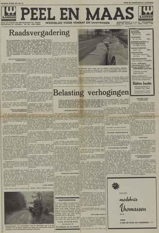 Peel en Maas 1971-05-28