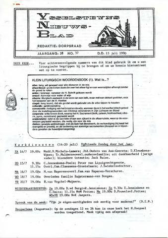 Ysselsteyns Nieuwsblad 1990-07-13