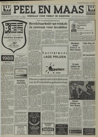 Peel en Maas 1988