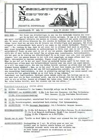 Ysselsteyns Nieuwsblad 1990-10-26