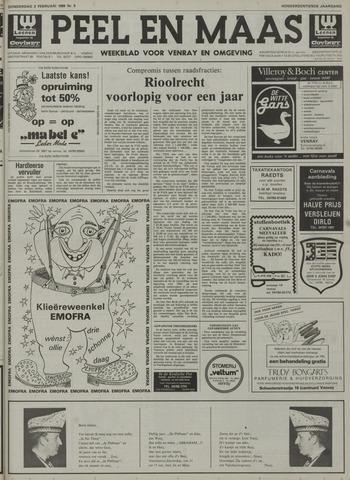 Peel en Maas 1989-02-02