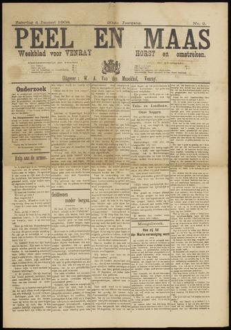 Peel en Maas 1908-01-04