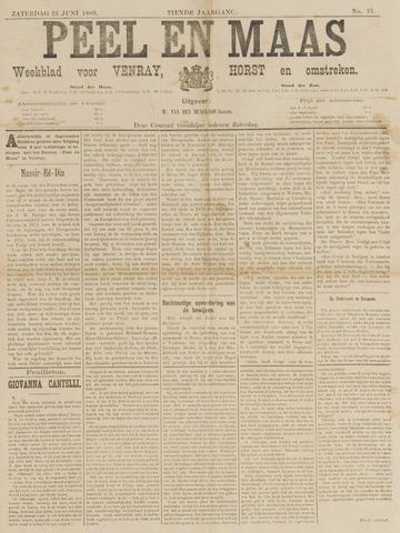 Peel en Maas 1889-06-22