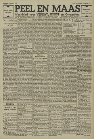 Peel en Maas 1942