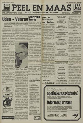 Peel en Maas 1971-06-11