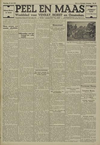 Peel en Maas 1942-07-25