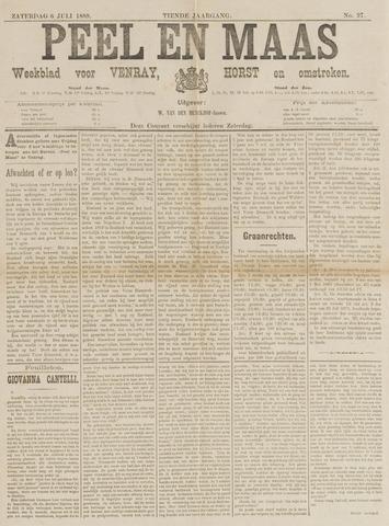 Peel en Maas 1889-07-06