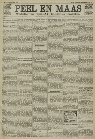 Peel en Maas 1934-06-23
