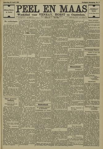 Peel en Maas 1939-04-29