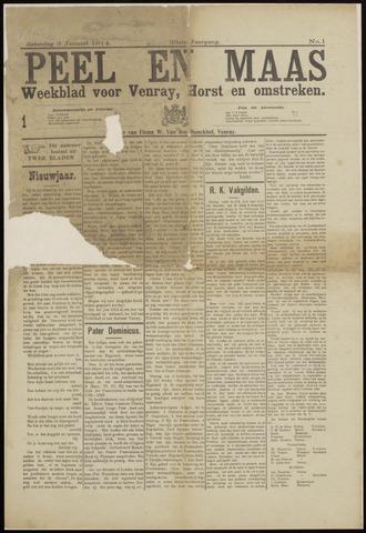 Peel en Maas 1914