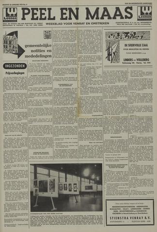 Peel en Maas 1974-01-25