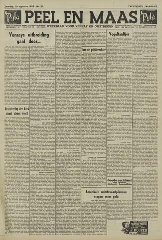 Peel en Maas 1959-08-29