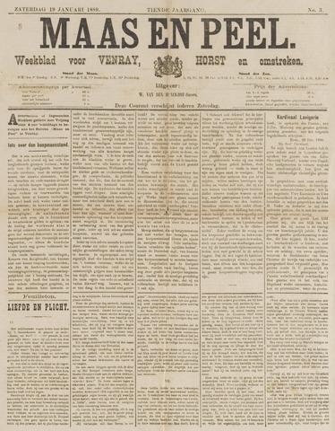 Peel en Maas 1889-01-19