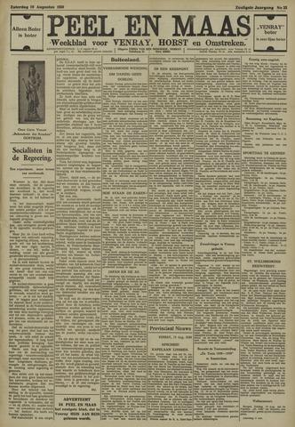 Peel en Maas 1939-08-19