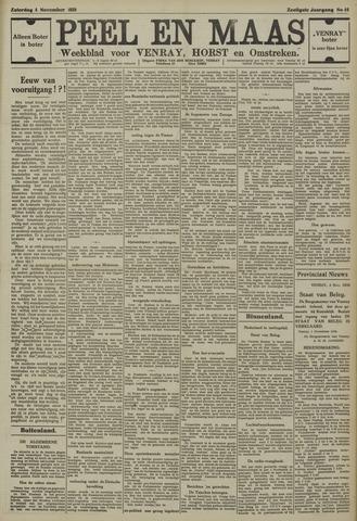 Peel en Maas 1939-11-04