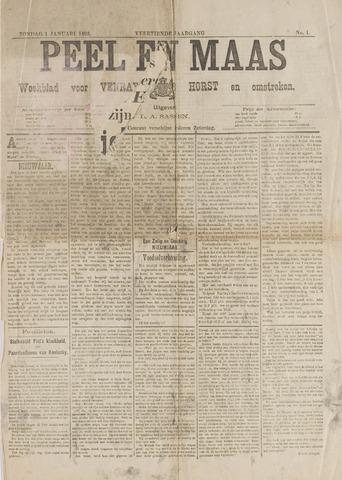 Peel en Maas 1893