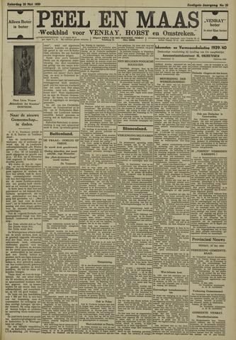 Peel en Maas 1939-05-20