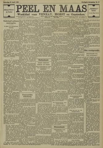 Peel en Maas 1939-04-22