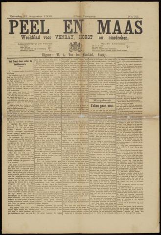 Peel en Maas 1908-08-22