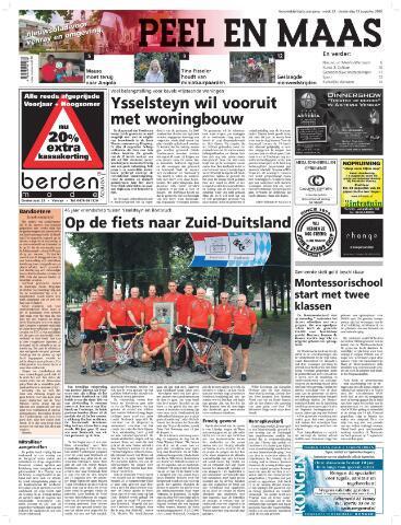 Peel en Maas 2009-08-13
