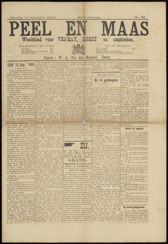 Peel en Maas 1908-09-12