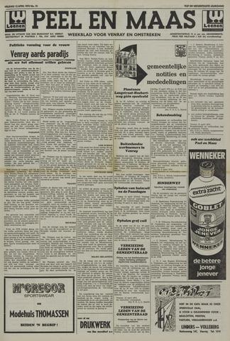 Peel en Maas 1974-04-12