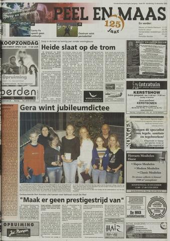 Peel en Maas 2005-12-15