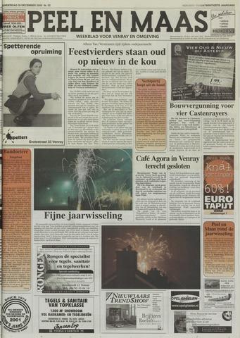 Peel en Maas 2000-12-28