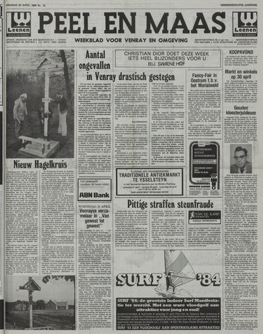 Peel en Maas 1984-04-20