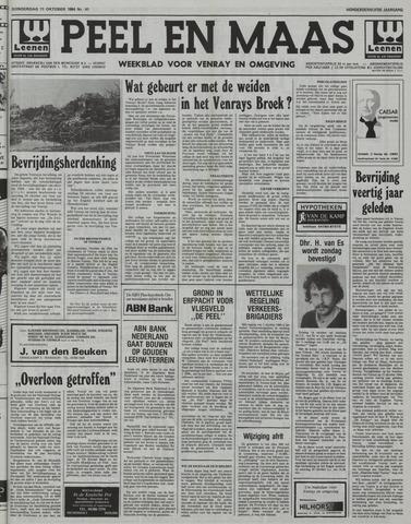Peel en Maas 1984-10-11
