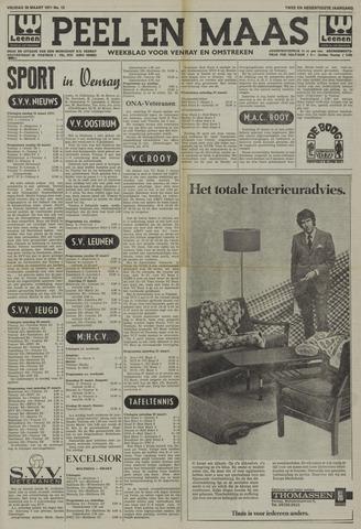 Peel en Maas 1971-03-26