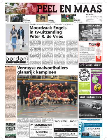 Peel en Maas 2009-04-09