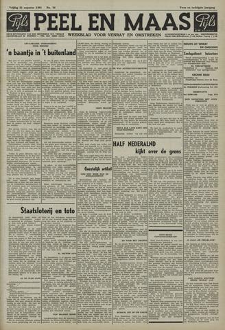 Peel en Maas 1961-08-25