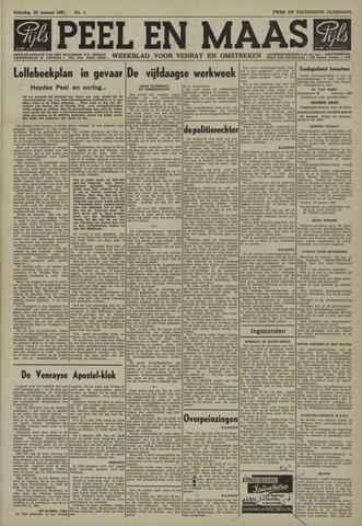 Peel en Maas 1961-01-28