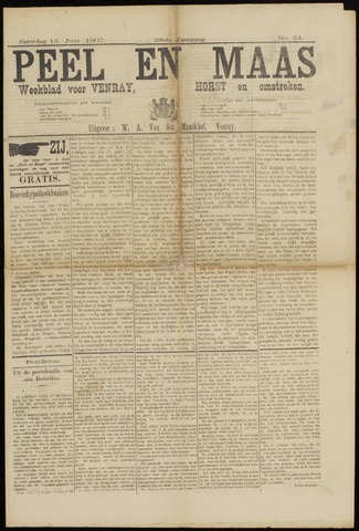 Peel en Maas 1907-06-15