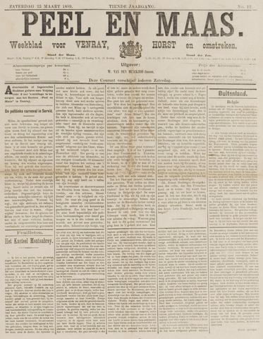 Peel en Maas 1889-03-23