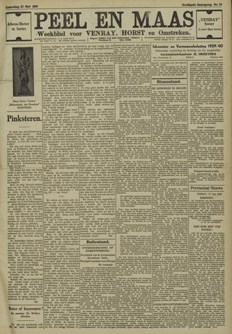 Peel en Maas 1939-05-27