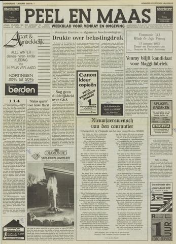 Peel en Maas 1993