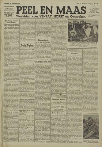 Peel en Maas 1942-08-15