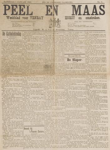 Peel en Maas 1905