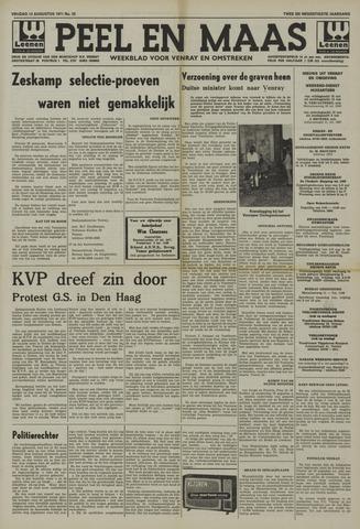 Peel en Maas 1971-08-13