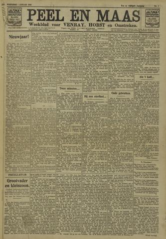 Peel en Maas 1930